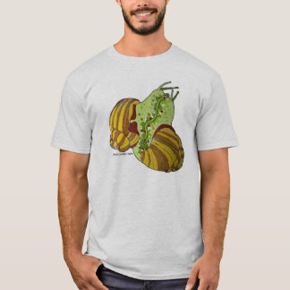 where do snails come from T-Shirt