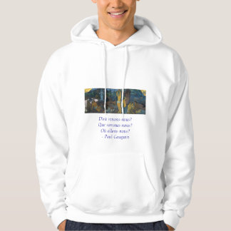 'Where Do We Come From?' - Paul Gauguin Hoodie