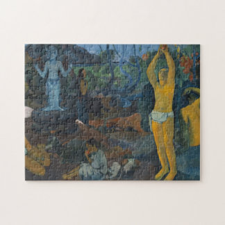 'Where Do We Come From?' - Paul Gauguin Jigsaw Puzzle