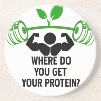 Where do you get your protein coaster