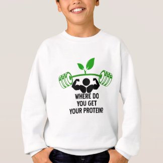 Where do you get your protein sweatshirt