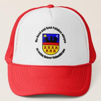 Where dog and child Palukes choke… Trucker Hat