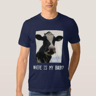 Where is my baby? tee shirt