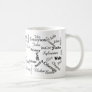 Where is my name Mug