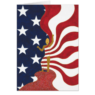 Where is Our American Splendor? - Card