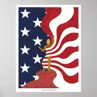 Where is Our American Splendor? - Print
