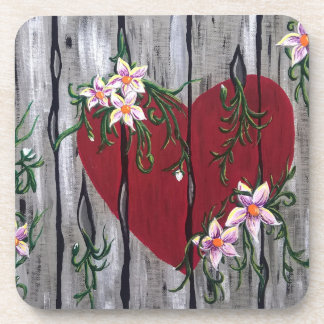 Where Love Grows Coaster set/6