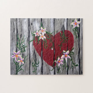 Where Love Grows Puzzle