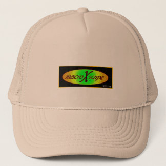 Where miracles of art hap... trucker hat