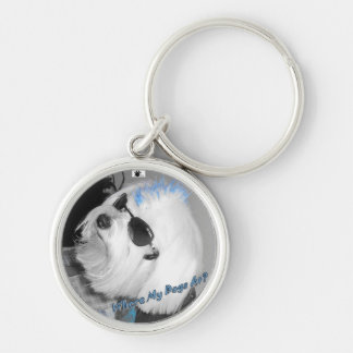 Where My Dogs At? Keychain