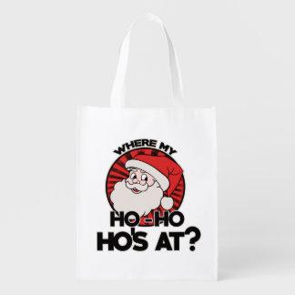 Where my ho ho ho's at market totes