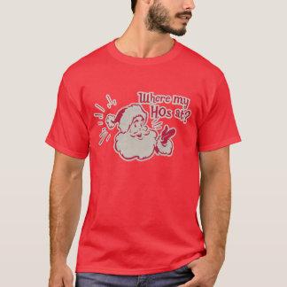 Where My Hos At? Shirt