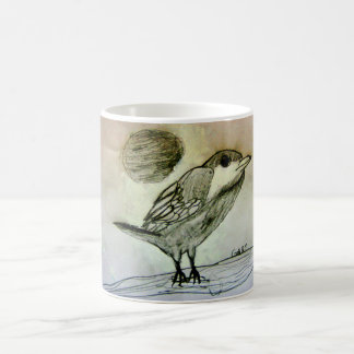 Where the Bird Sings Coffee Mug