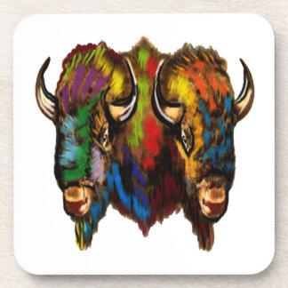 Where the buffalo roam coaster
