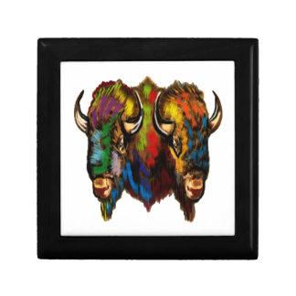 Where the buffalo roam gift box
