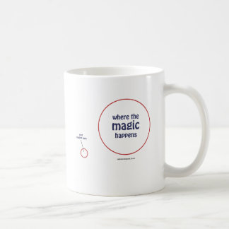 'Where The Magic Happens' Mug