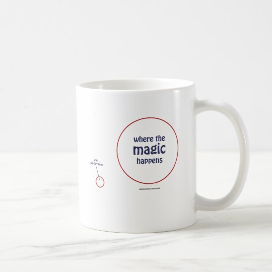 'Where The Magic Happens' Mug