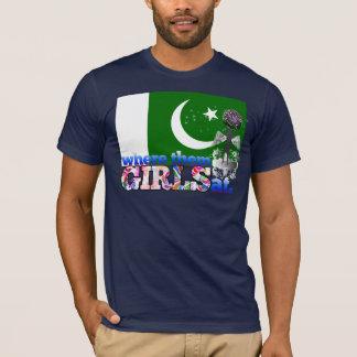 Where them Pakistani girls at? T-Shirt