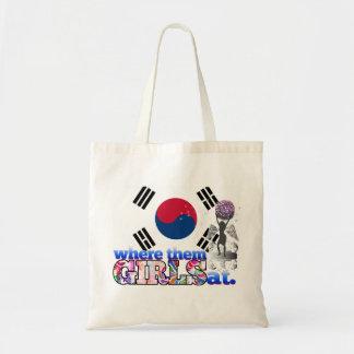 Where them South Korean girls at?
