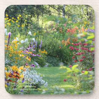 Where Three Gardens Meet Coaster