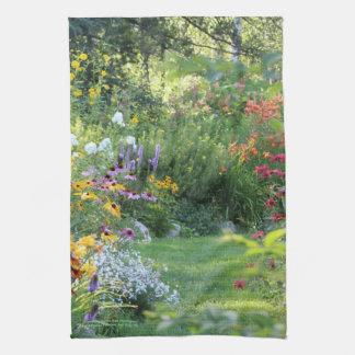 Where Three Gardens Meet Kitchen Towel