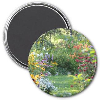 Where Three Gardens Meet Magnet