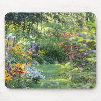 Where Three Gardens Meet Mouse Pad