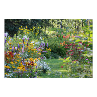 Where Three Gardens Meet Poster