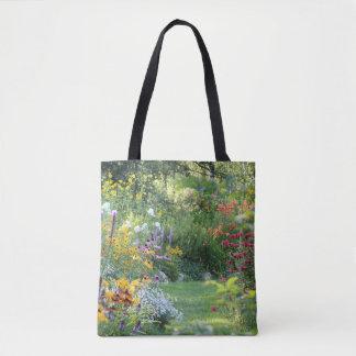 Where Three Gardens Meet Tote Bag