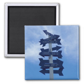 Where To From Here Magnet