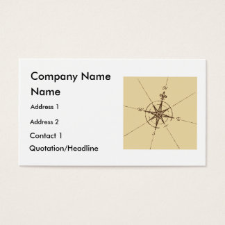 Where to Go, Name, Address 1, Address 2, Contac... Business Card