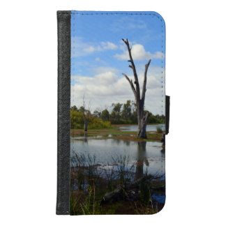 Where Wildlife Play, Australia, Galaxy S6 Wallet