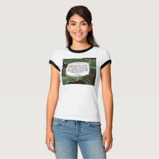 Where You Are Going Next T-Shirt