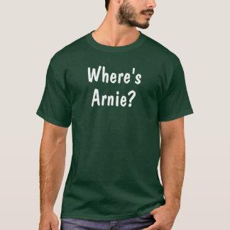Where's Arnie? T-Shirt