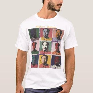 Where's Cheney? T-Shirt