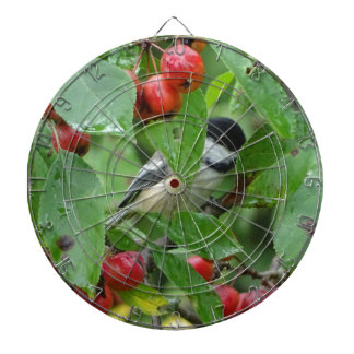 Where's Chickadee? Dartboard