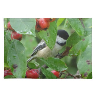 Where's Chickadee? Placemat