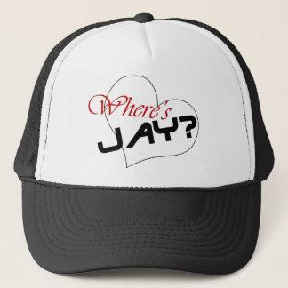 Where's Jay? Trucker Hat