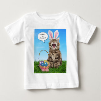 Where's My Chocolate? Kids Easter T-Shirt