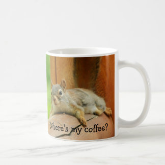 Where's my coffee? coffee mug