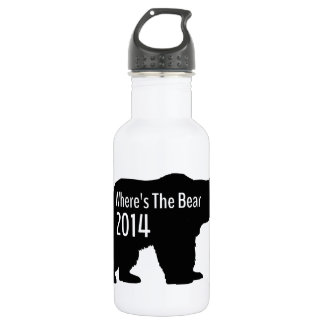 Where's the Bear 532 Ml Water Bottle