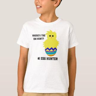Where's the Egg Hunt T-shirt