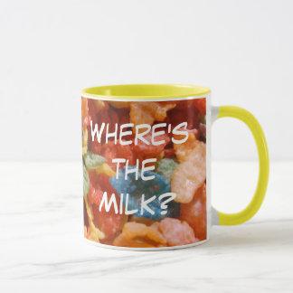 Where's the Milk? Mug