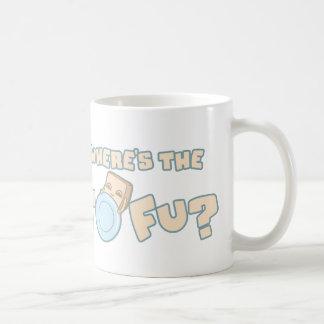 Where's the Tofu Mug