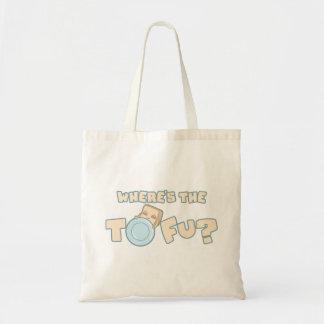 Where's the Tofu Tote Bag
