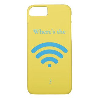 Where's the WiFi? Case-Mate iPhone Case