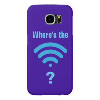 Where's the WiFi? Samsung Galaxy S6 Cases