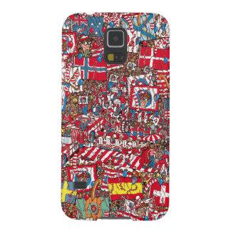 Where's Waldo Enormous Party Galaxy S5 Cover
