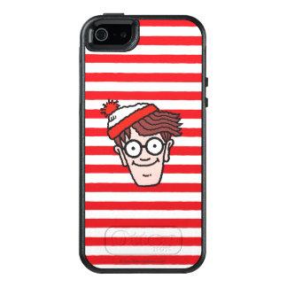 Where's Waldo Face OtterBox iPhone 5/5s/SE Case