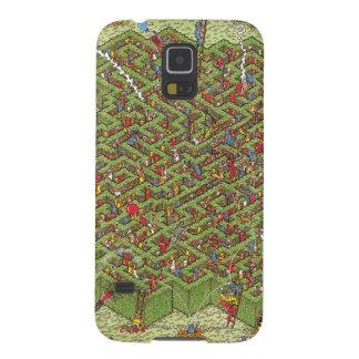 Where's Waldo Great Escape Cases For Galaxy S5